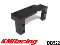 KM Racing DB522 Plastic Steering Servo Mount (Short Version) ( 1 Pcs )