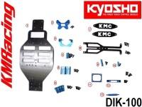 KM Racing DIK-100 Dark Impact Conversion Kit ( 1 Pcs )