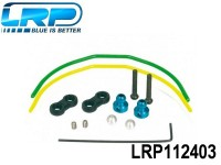 LRP-112403 Front Sway Bar Set - S18 LRP112403
