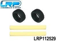 LRP-112529 Tire Monster Block incl. Foam hard - S18 LRP112529