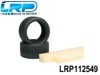 LRP-112549 Tire Speed Master 2 Soft incl. Foam 2pcs LRP112549