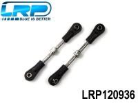 LRP-120936 Front Upper Turnbuckle Set - S10 BX LRP120936