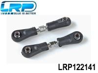 LRP-122141 FrontTurnbuckle Set 2pcs - S10 TC LRP122141