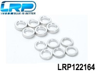 LRP-122164 Distance Spacer Hub Carrier 12pcs - S10 LRP122164