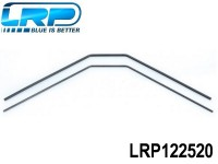 LRP-122520 Front Sway Bar Set 1,2+1,6mm - S10 BX-TX LRP122520