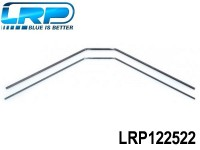LRP-122522 Rear Sway Bar Set 1,2+1,6mm - S10 BX-TX LRP122522
