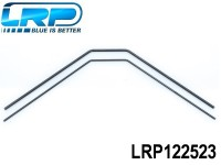 LRP-122523 Rear Sway Bar Set 0,8+1,6mm - S10 TC LRP122523