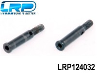 LRP-124032 Front Hub Carrier Axle 2pcs - S10 Twister LRP124032