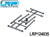 LRP-124035 Turnbuckle Set - S10 Twister LRP124035