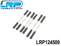 LRP-124509 L-R Turnbuckles 6pcs S10 twister TX LRP124509