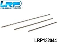 LRP-132044 Throttle- -Brake-Linkage rods only - S8 BX LRP132044