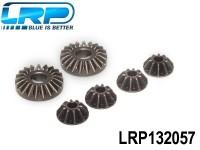 LRP-132057 Differential Gear Set 6pcs - S8 LRP132057