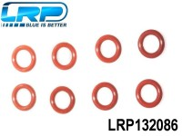 LRP-132086 O-Ring Differential 6.0x1.78mm 8pcs - S8 LRP132086