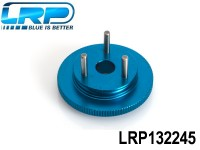 LRP-132245 Fly-Wheel 38mm Blue - S8 TX Team LRP132245