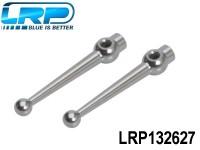 LRP-132627 Brake lever long, 2x20mm + 2x25mm  4pcs - S8 LRP132627