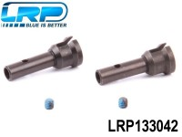 LRP-133042 Front Hub Carrier Axle 2pcs - Rebel LRP133042