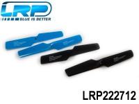 LRP-222712 Spare rotors 4 pieces, 2x Black, 2x Blue - H4 Gravit 2.4 Ghz Quadrocopter LRP222712