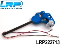 LRP-222713 Motorset - Motor clockwise incl. connection rods, Motor Mount and LED White-Blue - H4 Gravit 2.4 Ghz Quadrocopter LRP222713