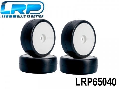 LRP-65040 VTEC G32 Glued asphalt Tires 4pcs LRP65040