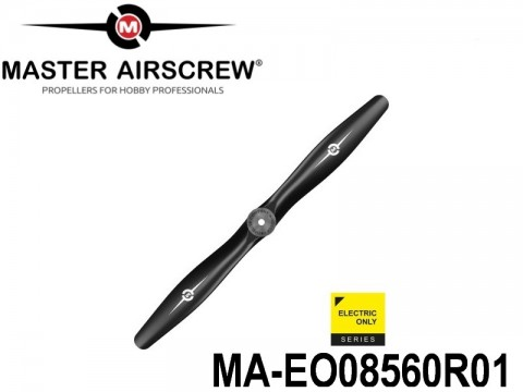 1024 MA-EO08560R01 Master Airscrew Multi Rotor Propellers Only 8.5-inch x 6-inch - 215.9mm x 152.4mm Rev.-Pusher