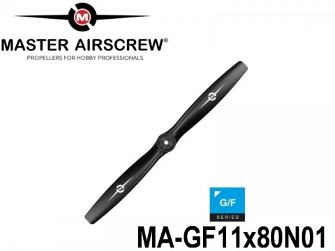 342 MA-GF11x80N01 Master Airscrew Propellers GF-Series 11-inch x 8-inch - 279.4mm x 203.2mm
