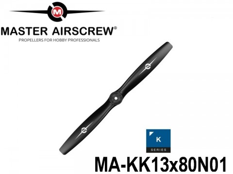 372 MA-KK13x80N01 Master Airscrew Propellers K-Series 13-inch x 8-inch - 330.2mm x 203.2mm