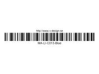 400 CNC Body reamer MA-LI-C013-Blue Blue