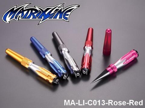 403 CNC Body reamer MA-LI-C013-Rose-Red Rose-Red