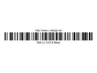 405 CNC aluminium alloy Set-up System MA-LI-C014-Blue Blue