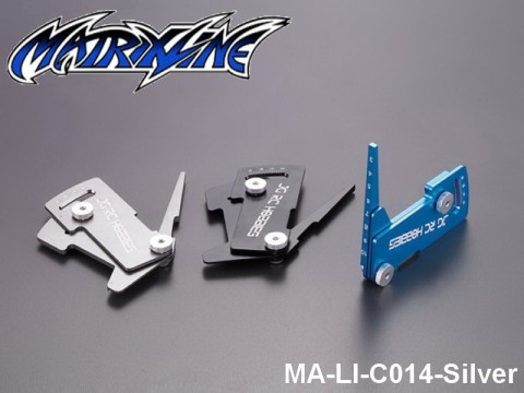407 CNC aluminium alloy Set-up System MA-LI-C014-Silver Silver