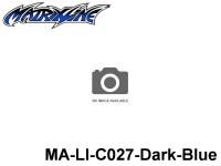 3 Telescopic type Body Mount (Aluminium) MA-LI-C027-Dark-Blue Dark-Blue
