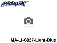 4 Telescopic type Body Mount (Aluminium) MA-LI-C027-Light-Blue Light-Blue
