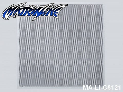 29 Stainless Steel Modified Air Intake Mesh (Aluminium) MA-LI-C8121