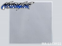30 Stainless Steel Modified Air Intake Mesh (Aluminium) MA-LI-C8122