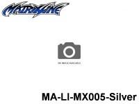 420 Line Tape 0.7mm MA-LI-MX005-Silver Silver