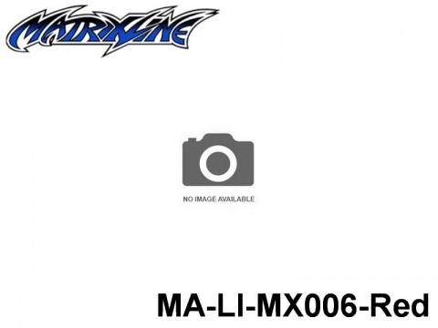377 Line Tape 1.0mm MA-LI-MX006-Red Red