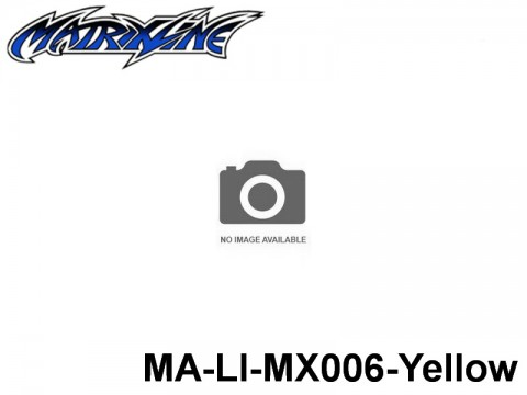 380 Line Tape 1.0mm MA-LI-MX006-Yellow Yellow
