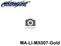 383 Line Tape 1.5mm MA-LI-MX007-Gold Gold