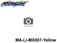 388 Line Tape 1.5mm MA-LI-MX007-Yellow Yellow