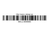 372 Aluminium tape - 1Pcs.-Pkg MA-LI-MX8065