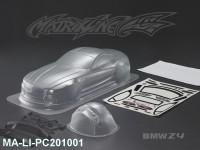 421 BMW Z4 PC Body SHELL MA-LI-PC201001 Transparent