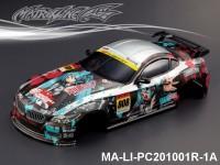 317 BMW.Z4 Finished PC Body RTR MA-LI-PC201001R-1A Painted