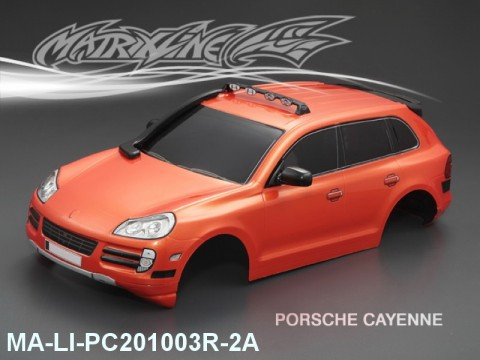 358 PORSCHE CAYENNE Finished PC Body RTR MA-LI-PC201003R-2A Painted