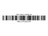 435 VOLKSWAGEN SCIROCCO PC Body SHELL MA-LI-PC201216 Transparent