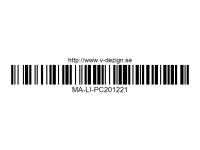449 SUBARU WRX-9 PC Body SHELL MA-LI-PC201221 Transparent