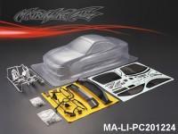 457 NISSAN S15 SP PC Body SHELL MA-LI-PC201224 Transparent