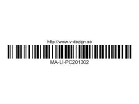 463 MINI COOPER S PC Body SHELL MA-LI-PC201302 Transparent