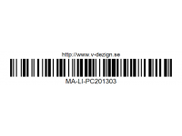 468 LAMBORGHINI GALLARDO LP 560-4 PC Body SHELL MA-LI-PC201303 Transparent