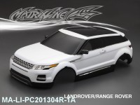 359 LANDROVER- RANGE ROVER Finished PC Body RTR MA-LI-PC201304R-1A Painted