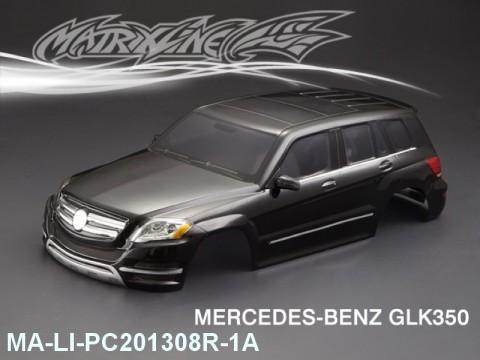 366 MERCEDESBENZ GLK350 Finished PC Body RTR MA-LI-PC201308R-1A Painted